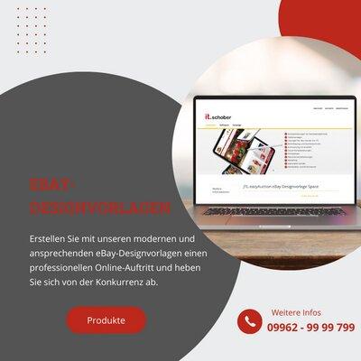 eBay-Designvorlagen