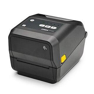Zebra ZD420t Barcode-Etiketten-Drucker, 300 dpi Thermotransferdrucker USB + Bluetooth (BTLE - low energy) + Ethernet 10/100 + USB-Host