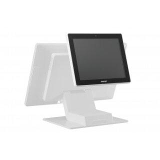 "Posiflex Kunden-Monitor LM-4011-B 10,1"" für RT-Serie (rückseitig)"